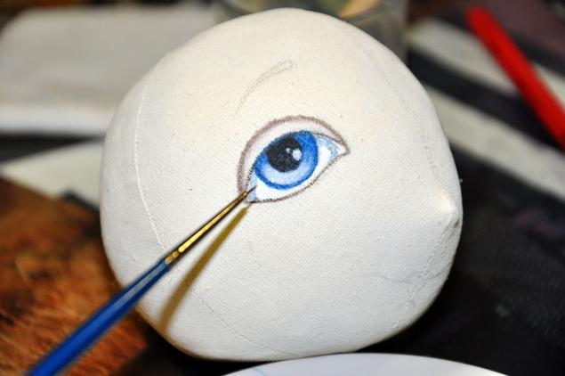 Как нарисовать глаза своими руками