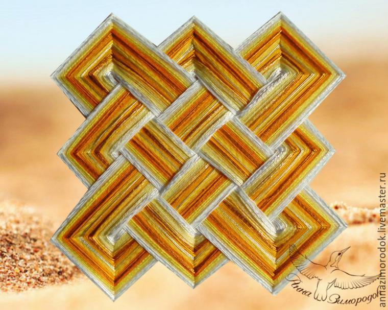 божье око, восьмигранная мандала, шестилучевая
