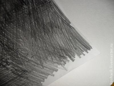 Эффекты штриха разбрызгивание мастер класс для новичков #7