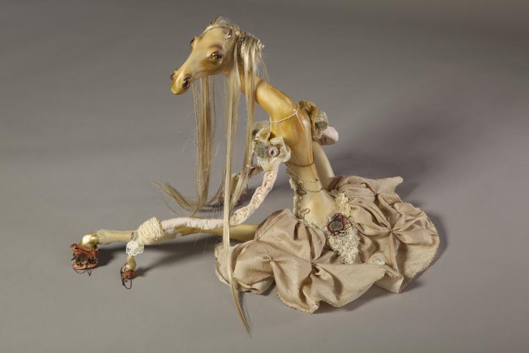 товары для творчества, кукла ручной работы