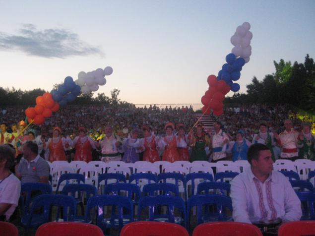 Международный фестиваль славянской культуры. Славянск-на- Кубани 2013., фото № 5