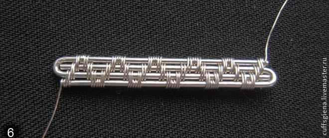 мастер класс wire wrap, украшения из проволоки