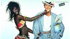 Рекламные кампании Benetton, фото № 3