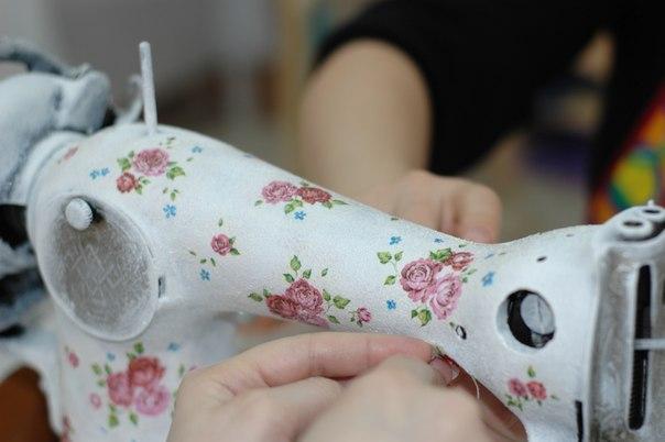 Реанимация швейной машины, фото № 6