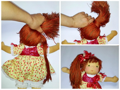 прическа, куклы для девочки