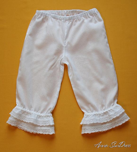 панталоны, панталоны для девочки, батист, кружево, детская одежда