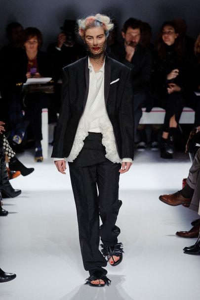 Schiaparelli Haute Couture весна-лето 2014, фото № 20