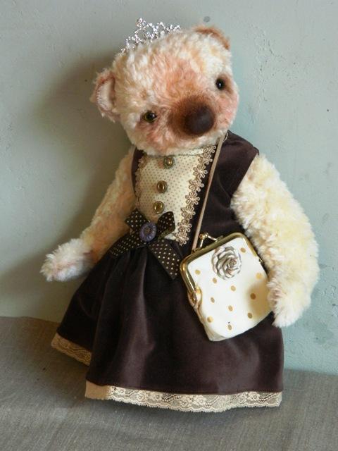 платье для кукол