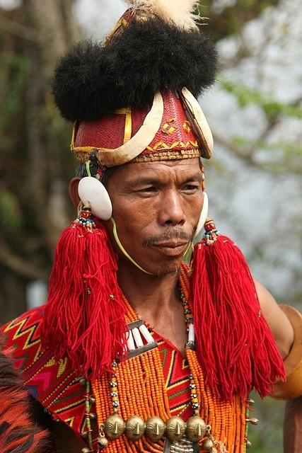 Этнические украшения народа Нага, фото № 2