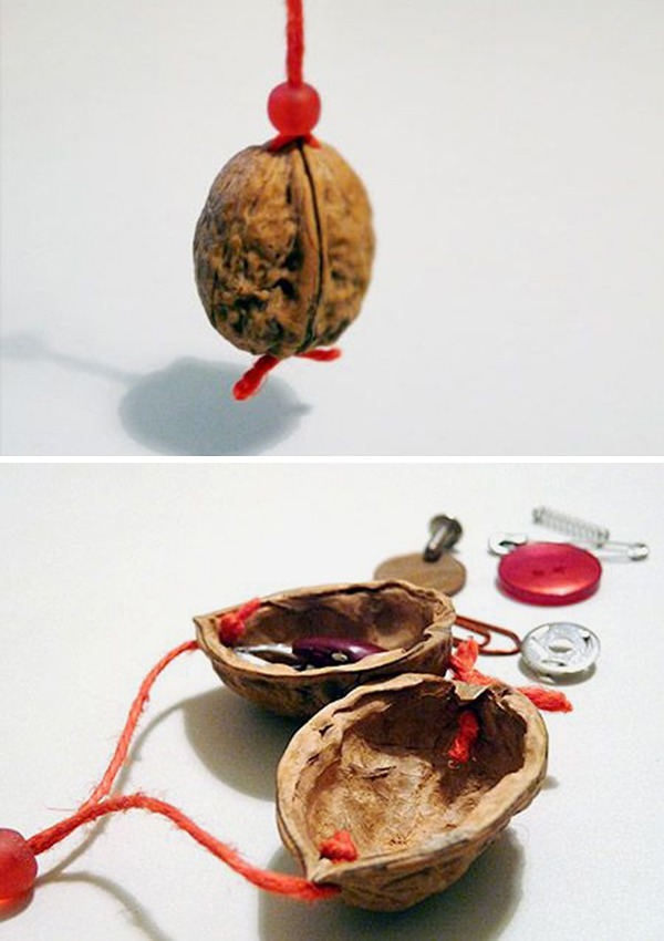 Cracking Nuts: Walnut Shells as a Material for Your Craft, фото № 14