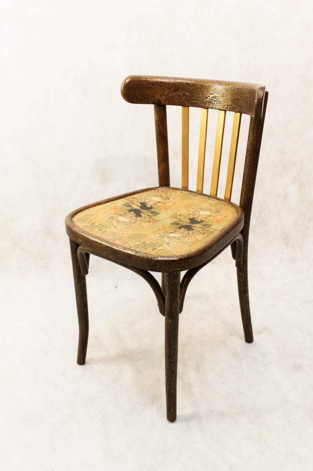венский стул, климт