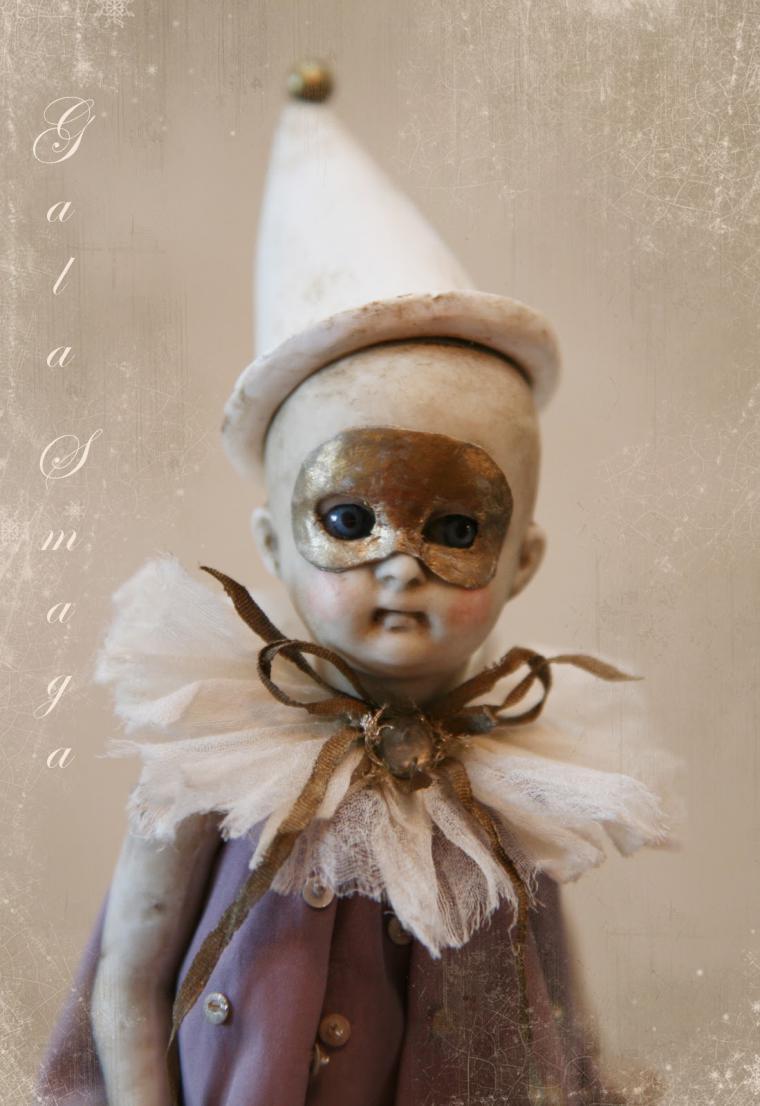 кукольные головки