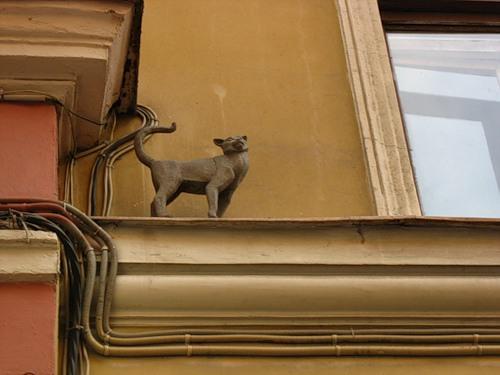 Памятники кошкам блокадного Ленинграда., фото № 2