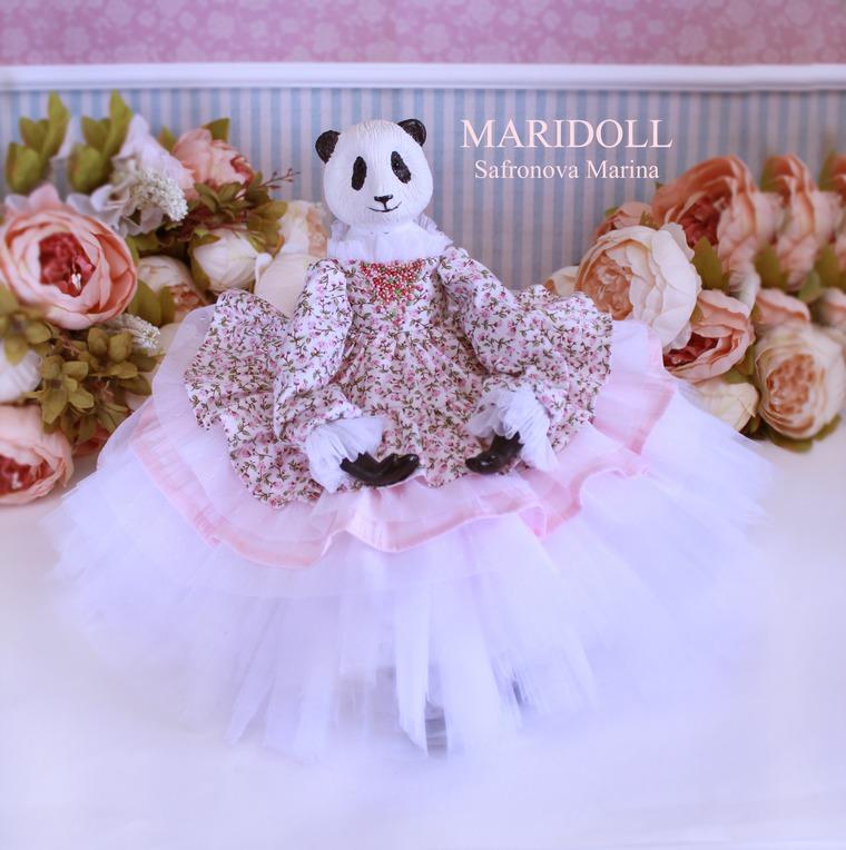 панда в подарок, купить куклу для девушки