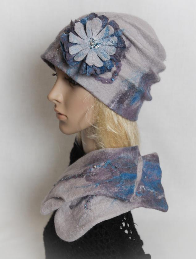 валяние шапок