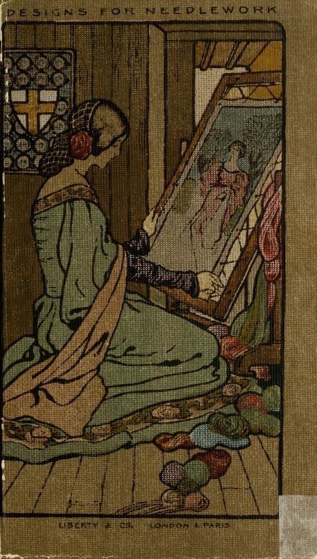 Designs for Needlework, published 1900.