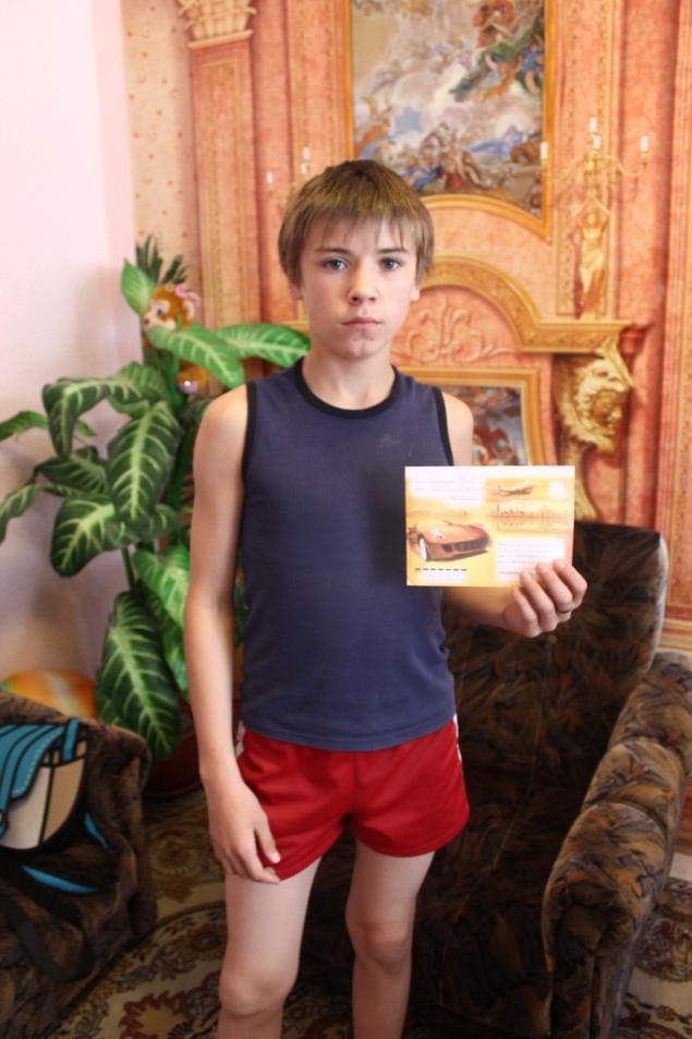 Дружба с Детским Домом №6 г. Барнаула, фото № 1