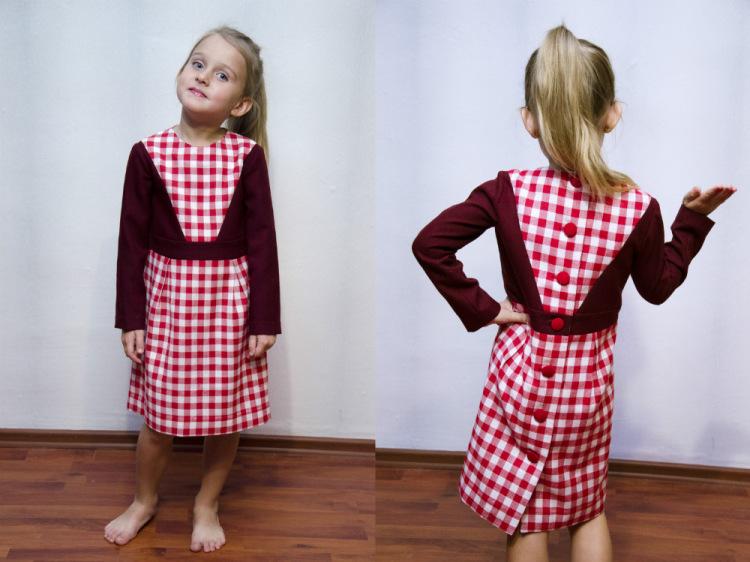 детская одежда, детское платье, платье для девочки