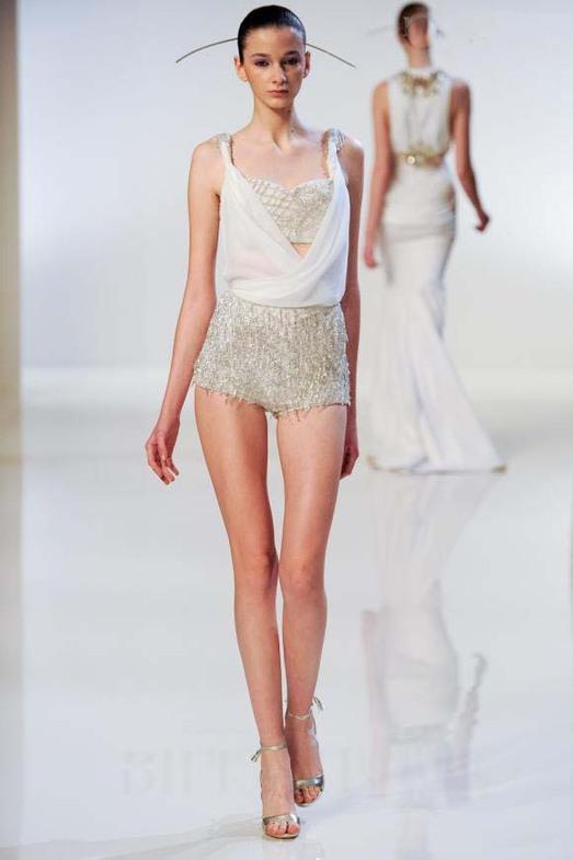 Dilek Hanif Haute Couture весна-лето 2014, фото № 7