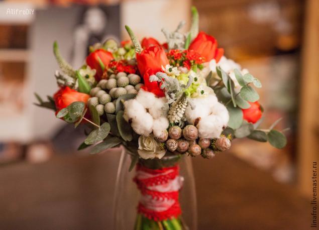 букет невесты, букет из живых цветов, свадебный букет, своими руками, спиральная техника, свадьба, аксессуары, невесты, невеста, стиль, мода, дизайн, флористика, свадебная флористика
