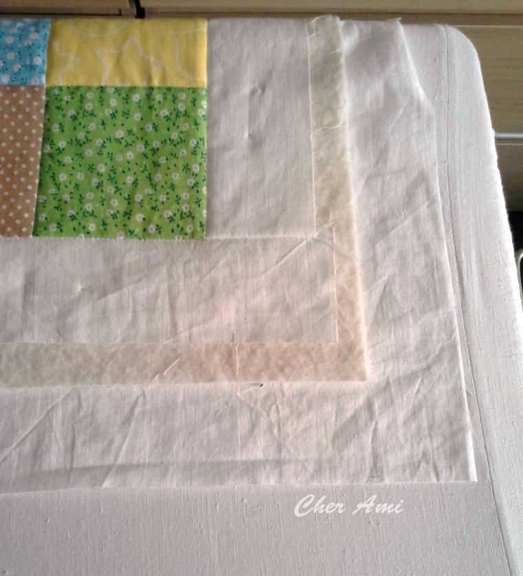 Мастер-класс: шьем несложное лоскутное одеяло, фото № 17