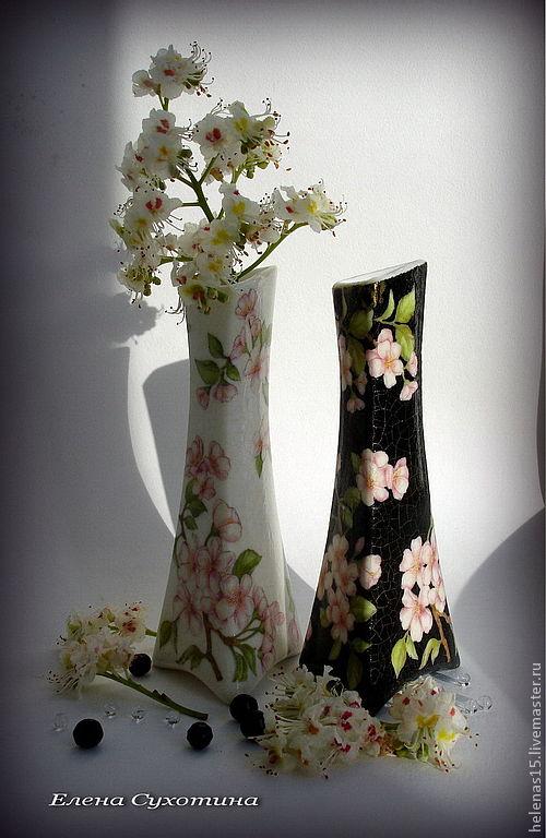 маленькая ваза