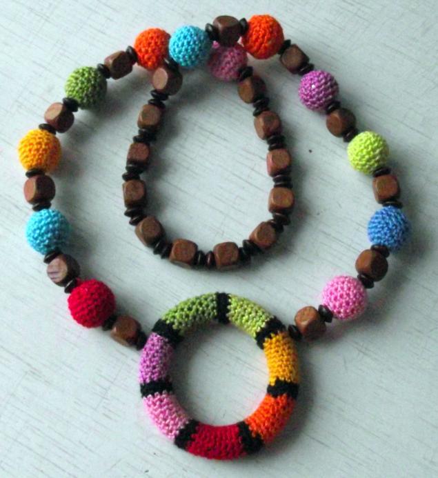 слинг-шарф, для мам, вязание крючком