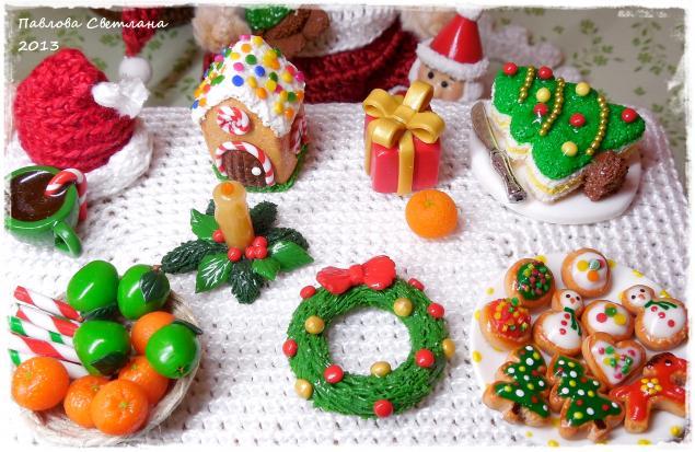 миниатюрные игрушки