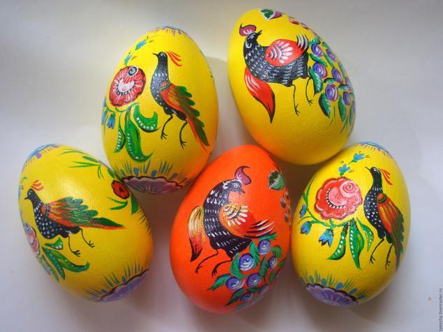 Игрушки как яйца своими руками 662