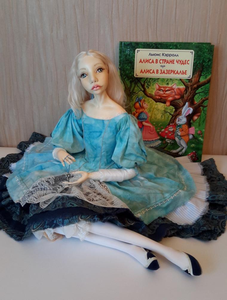 выставка, подарок, интерьерная кукла