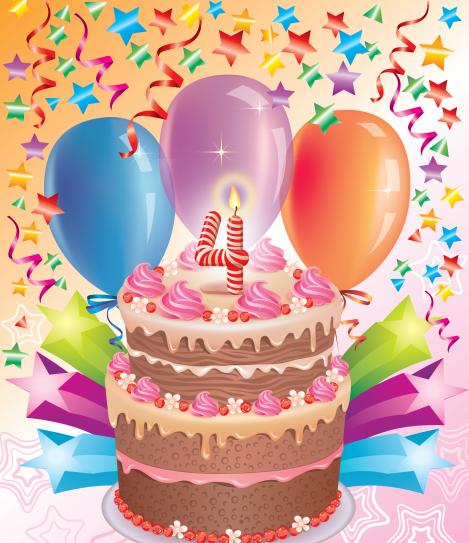 Поздравления для 4 х летней с днем рождения