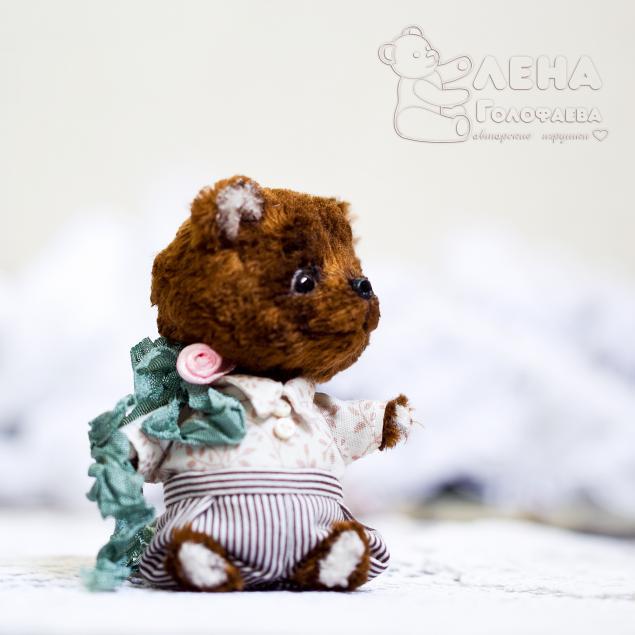 аукцион мишка тедди