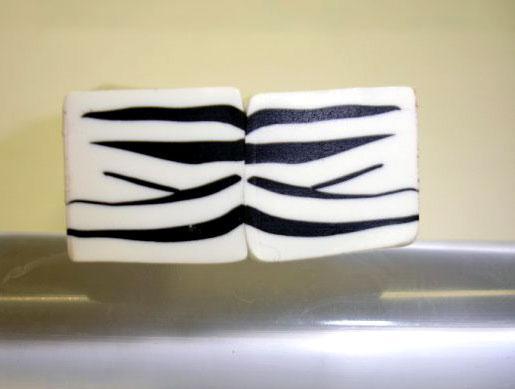 Лепим из полимерной глины: афромагниты, фото № 2
