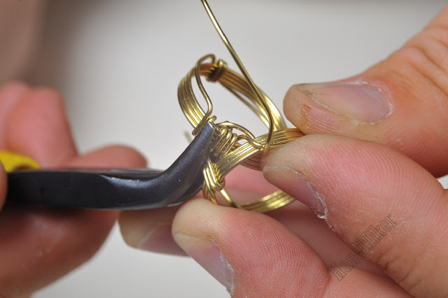 Властелин колец, или Как создать перстень из одного цельного куска проволоки, фото № 27