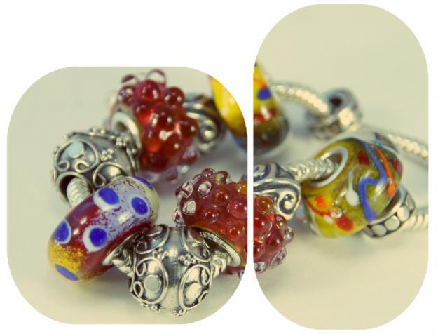 confettini-bead, lampwork, скидка