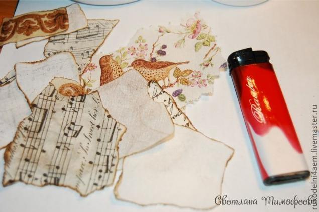 Декупаж на пластмассе: Птичка певчая: публикации и мастер-классы – Ярмарка Мастеров