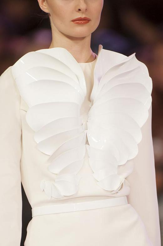 Stephane Rolland Haute Couture весна-лето 2014, фото № 100