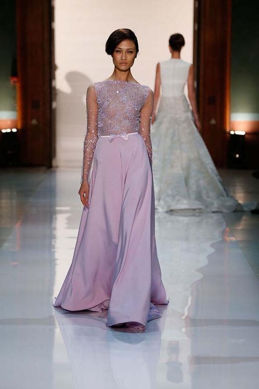 Georges Hobeika Haute Couture весна-лето 2014, фото № 26