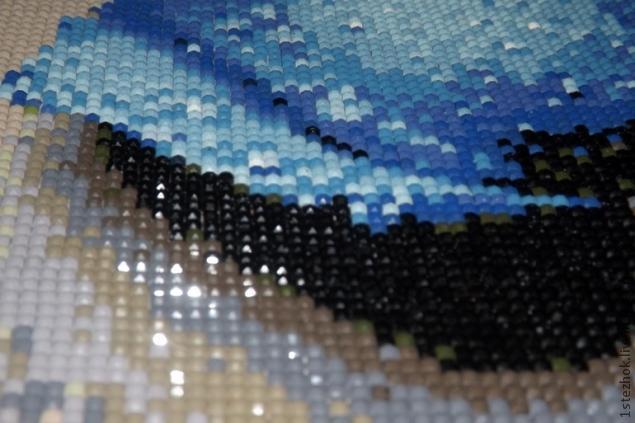 Алмазная вышивка или вышивка бисером