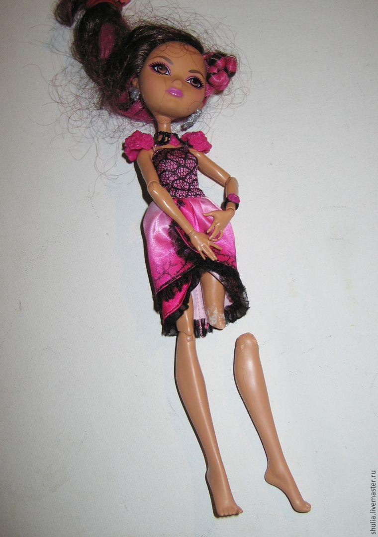 Как сделать куклу без фото 217