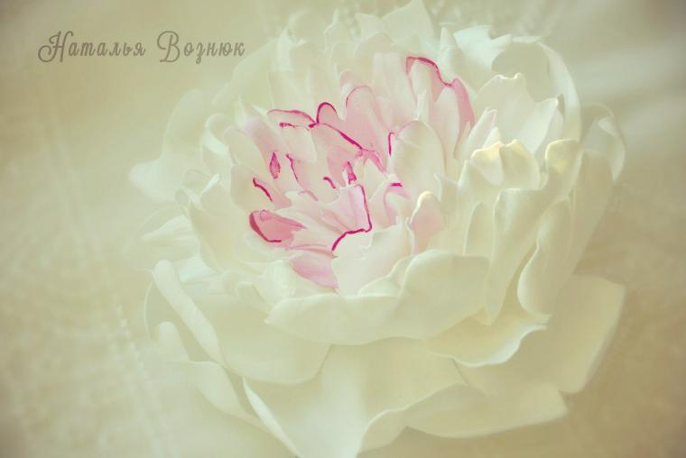 мастер-класс по цветам, курс по фоамирану, цветы из фоамирана