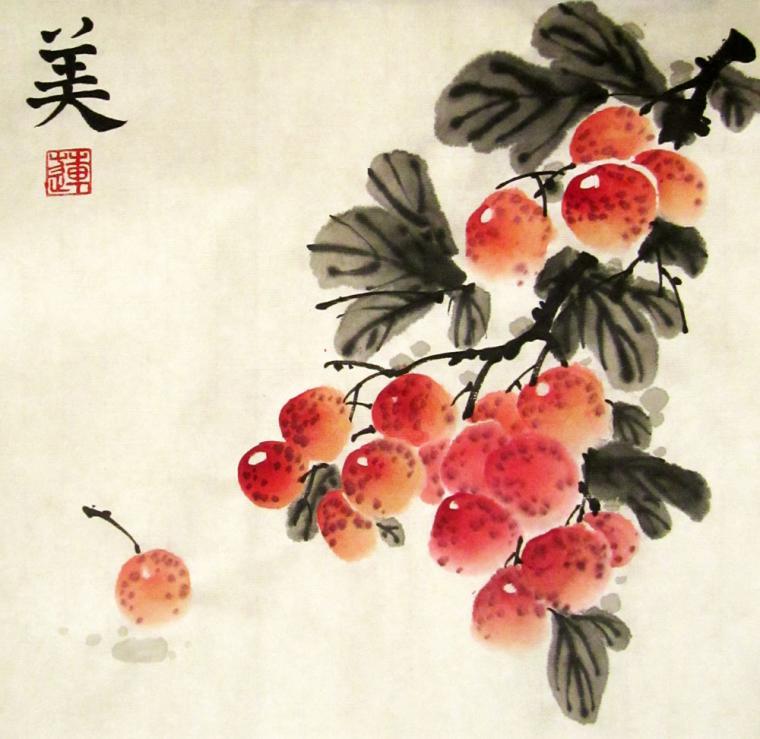 елена касьяненко, китайская живопись, се-и, рисование с нуля