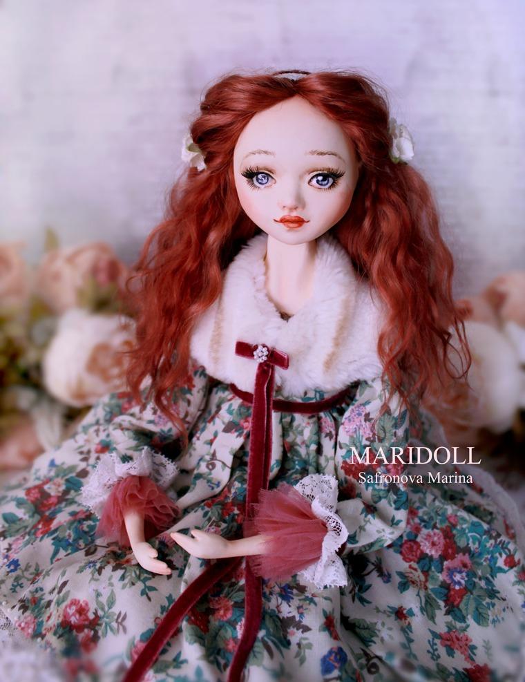 кукла для девушки