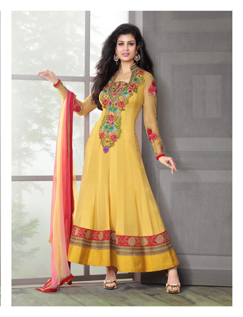Своими руками платье в индийском стиле 42