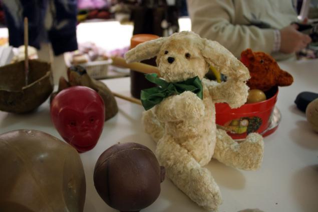 Прошел семинар Сергея Романова по мягко-набивной игрушке, фото № 6