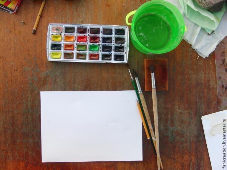 Как рисовать осеннюю ярмарку картинки