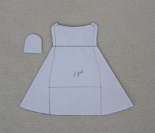 Одежда для куклы Сьюзен Вулкотт, фото № 2