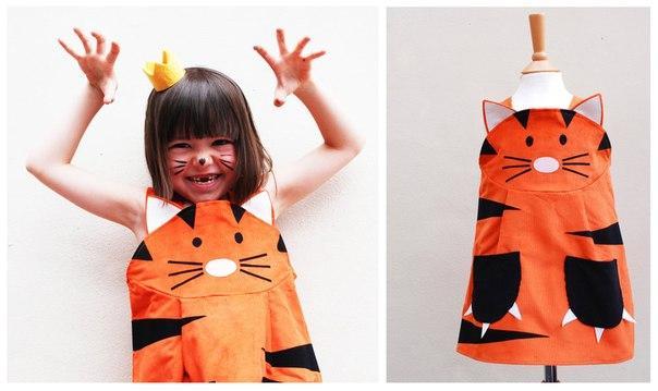 Стильные детские платьица и комбинезоны от Кирсти Хартли, фото № 2