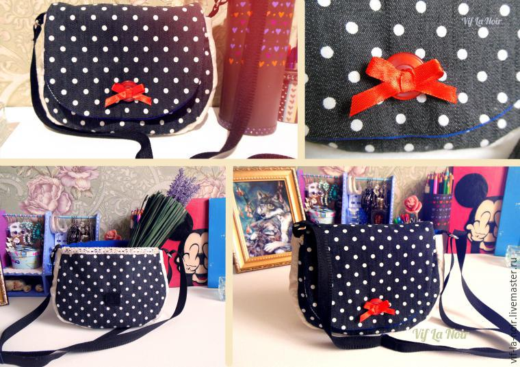 017a46b7ee67 Как сшить милую сумочку для девочки – мастер-класс для начинающих и ...