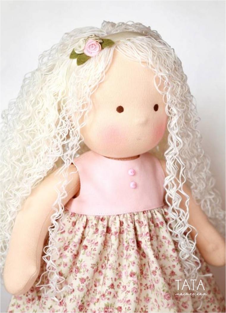 куклы, прически для кукол